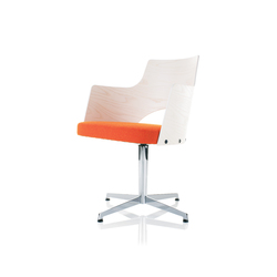 Cortina Easy Chair | Sedie visitatori | Lammhults