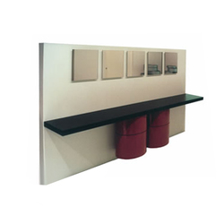 Bitte System wall unit | Wall shelves | Tagliabue