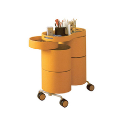 Bitte Roll | Tea-trolleys / Bar-trolleys | Tagliabue