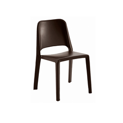 Kate | 2089 | Visitors chairs / Side chairs | Zanotta