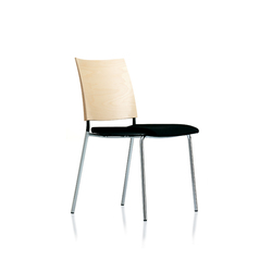 Spira Chair | Visitors chairs / Side chairs | Lammhults