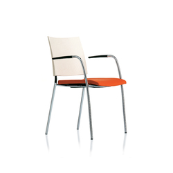 Spira Armchair | Visitors chairs / Side chairs | Lammhults