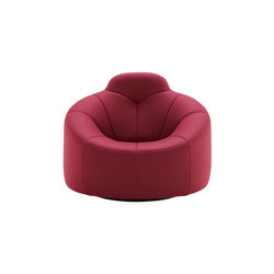 Pumpkin | Swivelling Armchair High Back | Armchairs | Ligne Roset