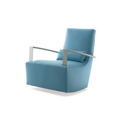 Neo rocking armchair | Armchairs | Ligne Roset