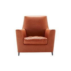 Rive Droite Contract | Armchair High Back | Armchairs | Ligne Roset