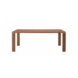 Dedicato dining table | Mesas comedor | Ligne Roset