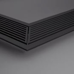 MEINERTZ ProLine corner solution | Convector gratings | MEINERTZ