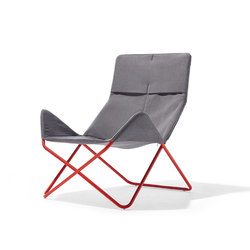 In-Out lounge chair | Armchairs | Richard Lampert