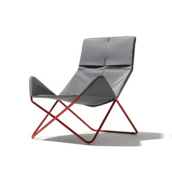In-Out lounge chair | Garden armchairs | Richard Lampert