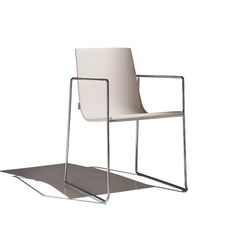 Lineal SO 0585 | Visitors chairs / Side chairs | Andreu World