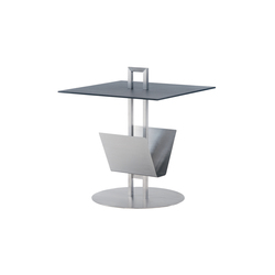 Helix side table | Mesas auxiliares de jardín | Fischer Möbel