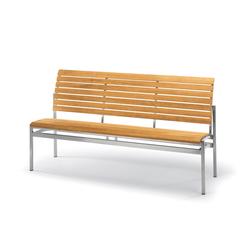 La Piazza bench | Garden benches | Fischer Möbel