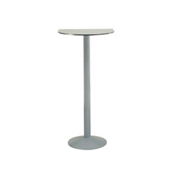 Ellipse table | Tables mange-debout | Segis