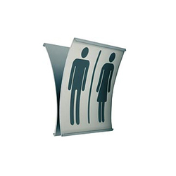 De-Signs | Toilet signs | Segis