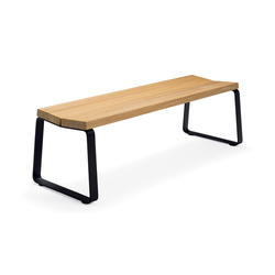 Fat bench | Bancs de jardin | Materia