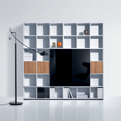 corpus-c | Office shelving systems | planmöbel