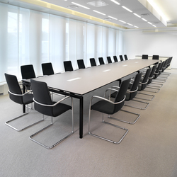 m-pur | Conference table systems | planmöbel