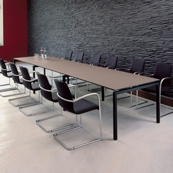 m-pur | Contract tables | planmöbel
