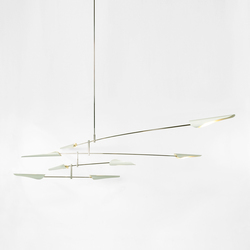 Sarus No 428 | Suspended lights | David Weeks Studio