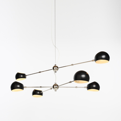 Oval Boi No 419 | Suspended lights | David Weeks Studio