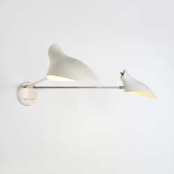 Two Arm Sconce No 203 | Allgemeinbeleuchtung | David Weeks Studio