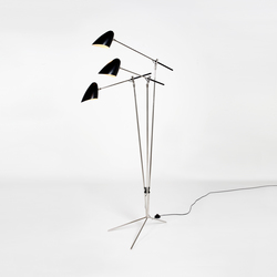 Tripod No 303 | Free-standing lights | David Weeks Studio
