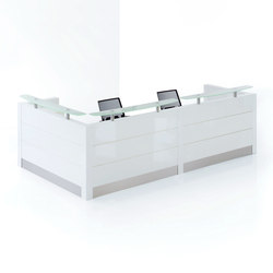 Reception | Reception desks | Holmris Office