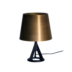 Base Table Light Brass