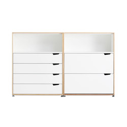 Genese Storage | Meubles de rangement | Holmris Office