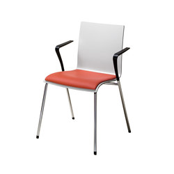 And CA | Visitors chairs / Side chairs | Piiroinen