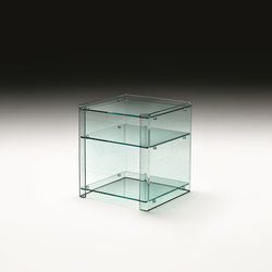 MILO | Side tables | Fiam Italia