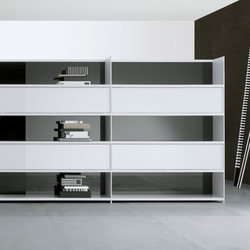 Cartesia large | Shelving systems | Rimadesio