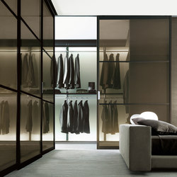 Dress Bold | Walk-in wardrobes | Rimadesio