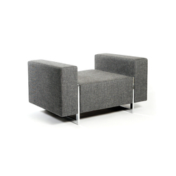 Box Sofa System | Ottomans | Inno
