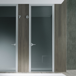 Ghost | Glass room doors | Rimadesio