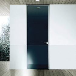 Ghost slim | Glass room doors | Rimadesio