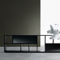 Opus | Shelving systems | Rimadesio
