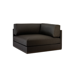 Mood Low corner module | Armchairs | Bivaq