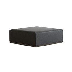 Mood Low pouf | Gartenhocker | Bivaq