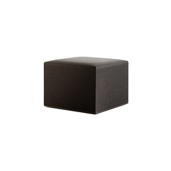 Mood Low pouf | Garden stools | Bivaq