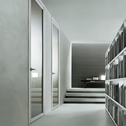 Quadrante | Glass room doors | Rimadesio