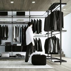 Zenit | Walk-in wardrobes | Rimadesio