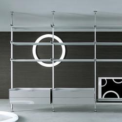 Zenit libreria | Room dividers | Rimadesio