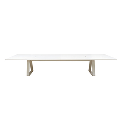 Bermuda Mega | Conference tables | ASPLUND