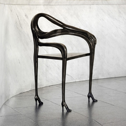 Leda Chair Black Label | Chaises | BD Barcelona