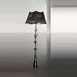 Muletas and Cajones lamp Black Label | Standleuchten | BD Barcelona