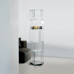 Cubic Glass | Display cabinets | Bonaldo