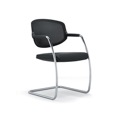 giroflex 16-6401 | Visitors chairs / Side chairs | giroflex