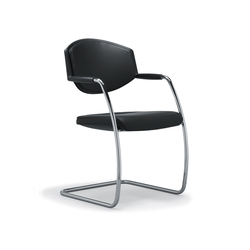 giroflex 16-6201 | Visitors chairs / Side chairs | giroflex
