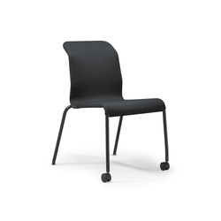 giroflex 434-3006 | Visitors chairs / Side chairs | giroflex